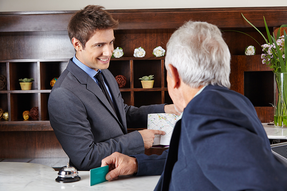 Hotel Receptionist Part Time London